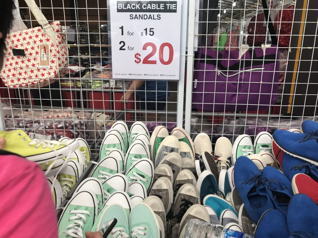 4c8ca9d125b006 Converse  Warehouse Sale 2018 with Prices Starting from  5! 31 May ...